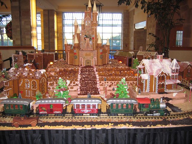 gingerbread-village-marriot