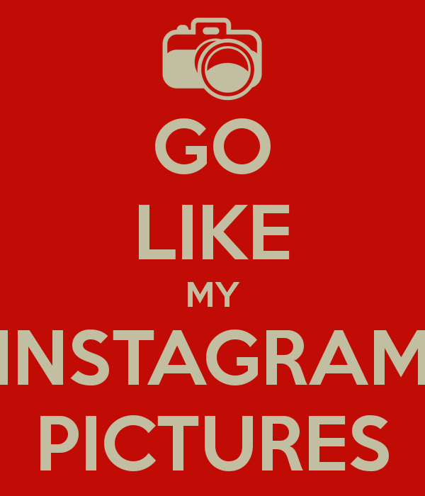what your instagram pictures say about you