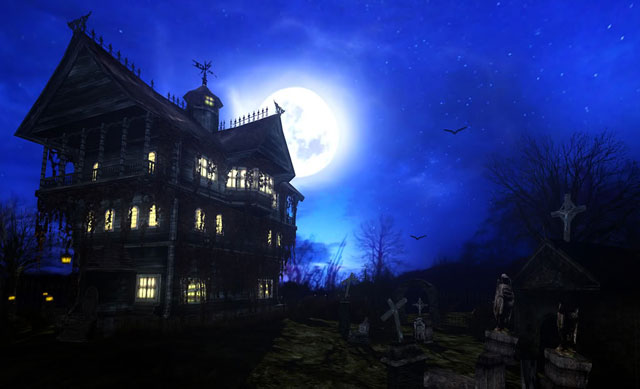 Halloween Spooky House.Favorite Halloween Haunted Houses Across The Valley
