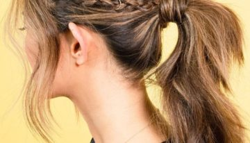 Sporty Chic Hairstyles for the Football Fan