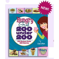 """Hungry Girl: 200 Under 200″"