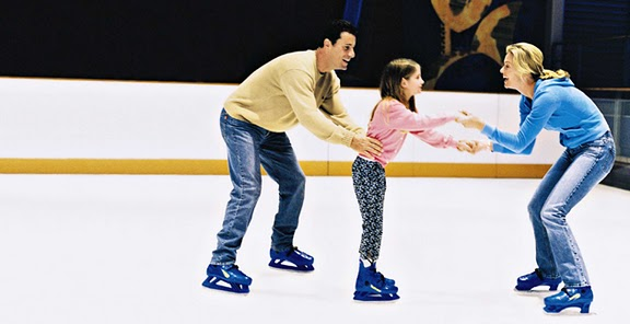 Holiday Outdoor Ice Skating Rinks in Phoenix