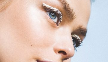 New DIY Trends to Make the Eyes Pop Without Black Eyeliner