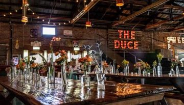 Party Chicago Style for a Cause at The Duce