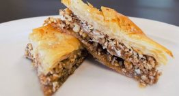 Celebrate National Pastry Day with this Baklava Recipe