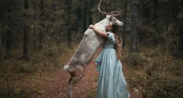 Russian Photographer Takes Breathtaking Photos With Real Animals