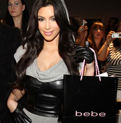 Kardashian Sisters Debut Their New Line for Bebe