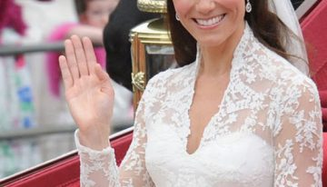 Kate Middleton's Diet for Her Royal Wedding