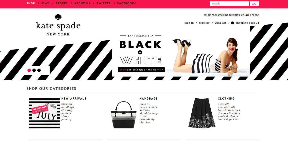 The best places to shop for accessories online for Great places to shop online