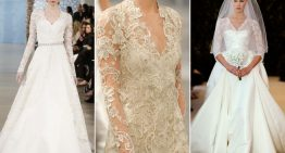 Bridal Fashion Week Spring 2014 Trends