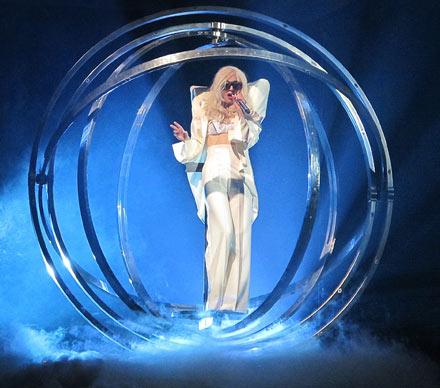 Lady Gaga Concert 2011 in Phoenix