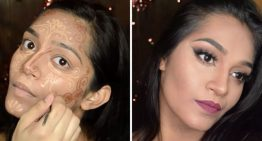 Henna Contouring Becomes Latest Contouring Trend