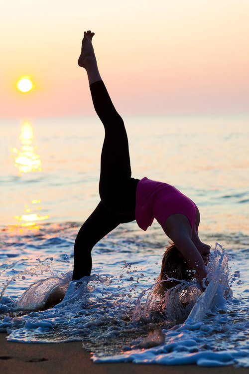 Fitness inspiration images from we heart it for Yoga tumblr inspiration