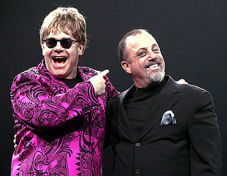 Elton John and Billy Joel Perform in AZ