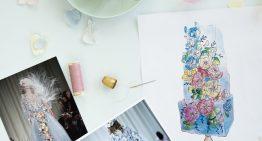 Caketress Designs Gorgeous Fashion-Inspired Cakes