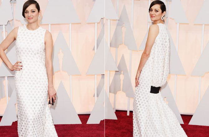 Worst-Dressed Women at the 2015 Academy Awards