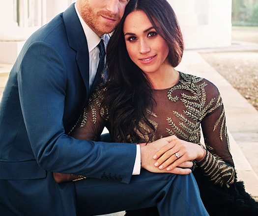 How to Create an Heirloom Engagement Ring Like Meghan Markle's