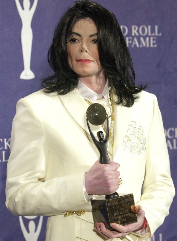 Madesu Blog Michael Jackson 1992
