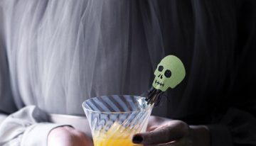 DIY: Halloween Cocktails