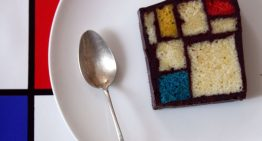 How to Make a Mondrian Cake and Other Edible Desserts of Famous Art