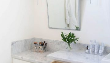 This Mantra Will Help Create An Organized Bathroom