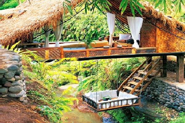Bucket list worthy hotels from around the world for Unusual accommodation bali