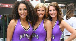 Suns Dancers Announced