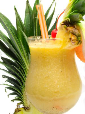 Dr. Siegal's New Springtime Piña Colada Diet Shake