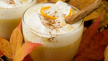 Nutrition Facts: Favorite Fall Coffee Drinks