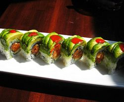 Eat Sushi at Ra, Help Save a Child