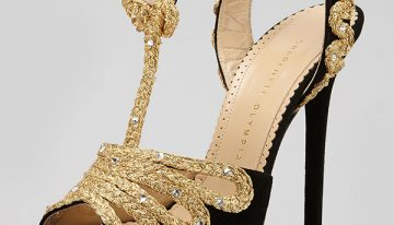 Charlotte Olympia's Fairytale Fall 2013 Collection