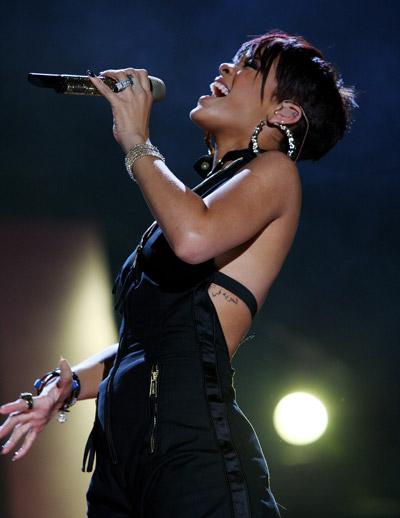 Rihanna Concert in Phoenix
