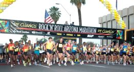 P.F. Chang's Rock 'n' Roll Marathon Festivities