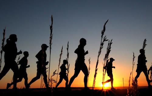 Run from the Sun Arizonans!