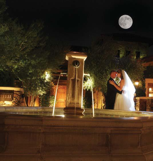 Wedding Open House in Scottsdale Showcases Fall Styles