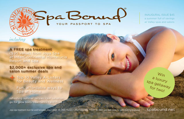 Arizona SpaGirls' SpaBound Summer Passport