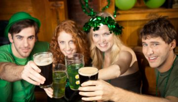St. Patrick's Day 2011 Parties in Phoenix