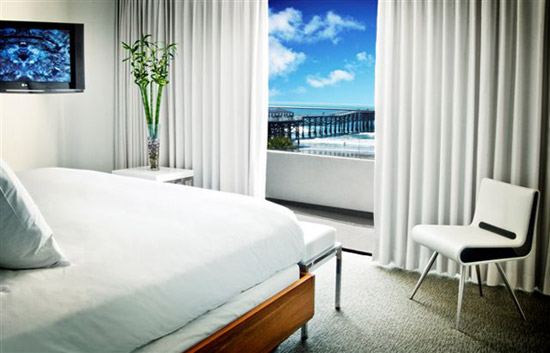 Tower23: San Diego's Beach-Chic Hotel