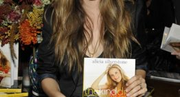 "Alicia Silverstone Releases New Book ""The Kind Diet"""