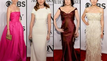 Most Glamorous Red Carpet Gowns: Tony Awards 2014