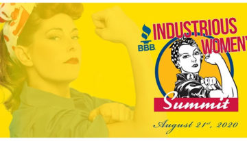 Virtual Industrious Women's Summit To Be Held This Friday by The Better Business Bureau