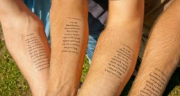The Temporary Tattoo Trend: Armed With Truth