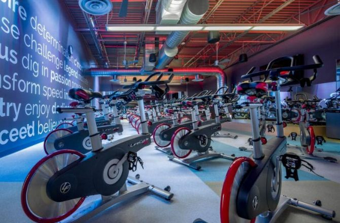 Cycle for the Cure on May 7 at Village Health Clubs & Spas