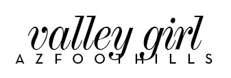 Valley Girl - A blog for Phoenix area women
