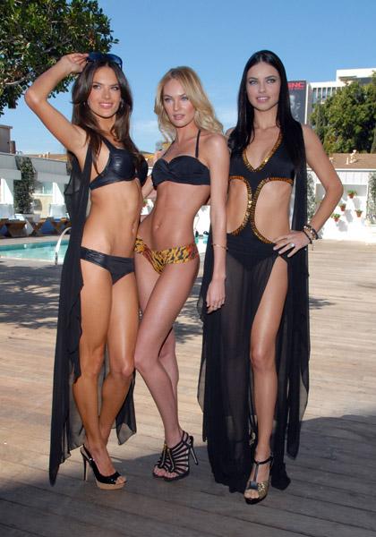 14b9b7ad81 Victoria's Secret Debuts 2011