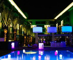 Halloween at the W Scottsdale
