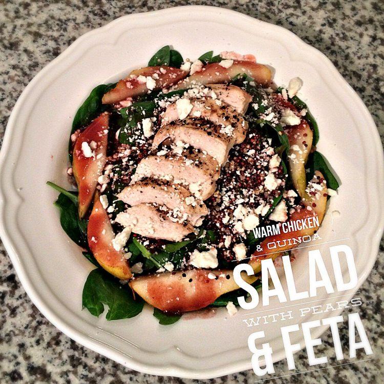 warm-chicken-quinoa-salad