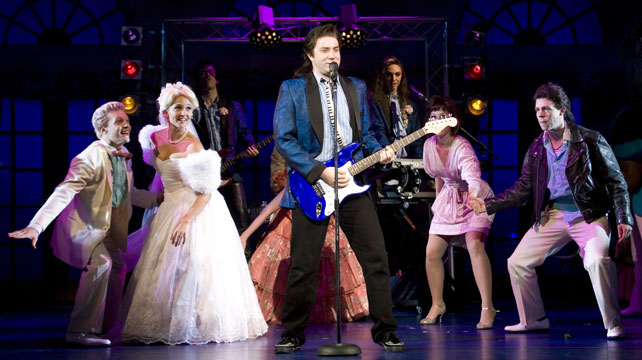 wedding singer musical in phoenix