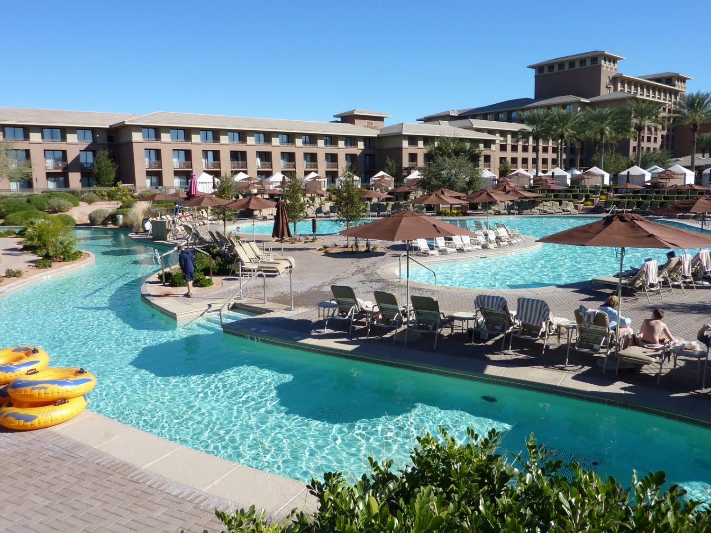Spa Resorts Az