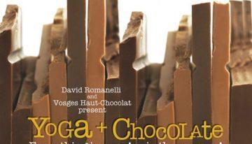 Wine, Chocolate and Yoga!